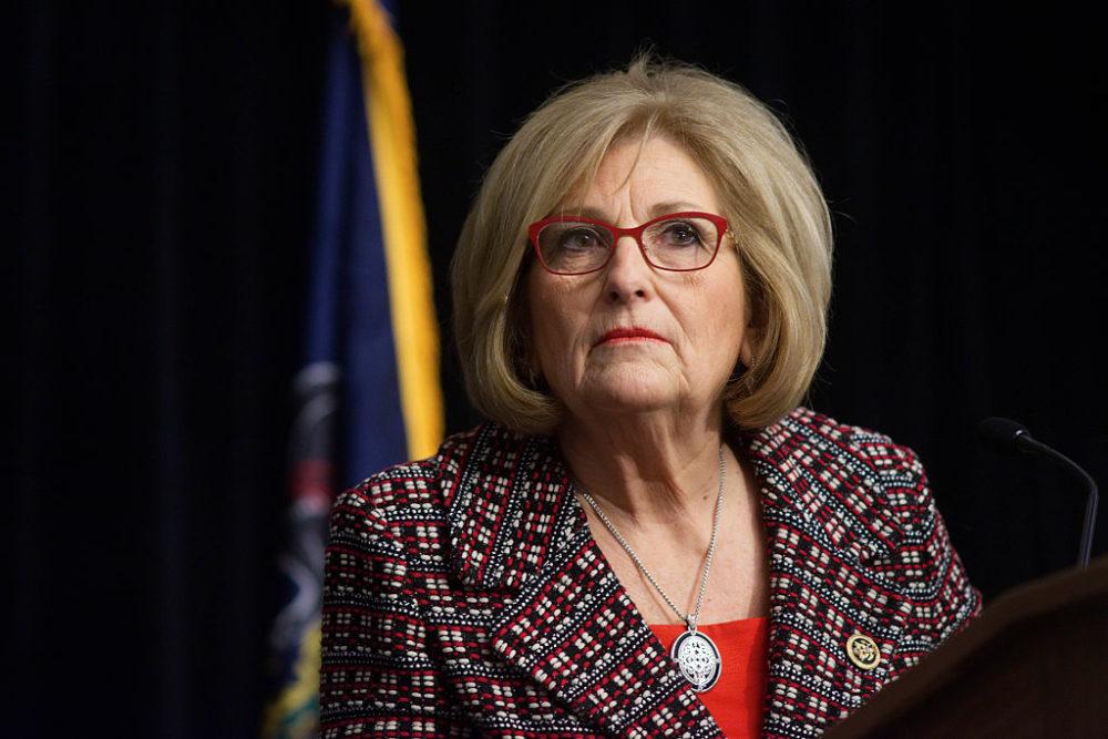 Tennessee Representative Diane Black says porn causes school shootings.