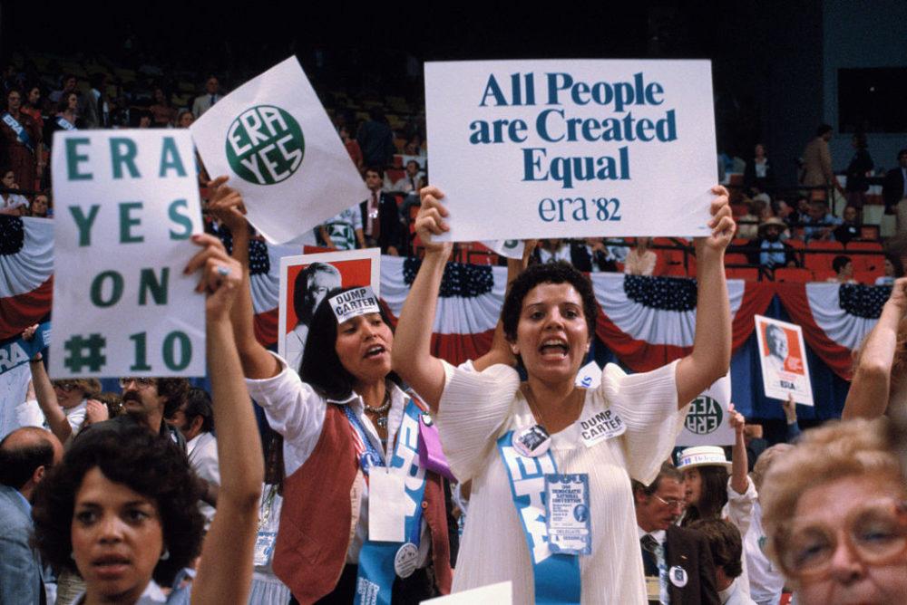 Illinois ratifies the Equal Rights Amendment