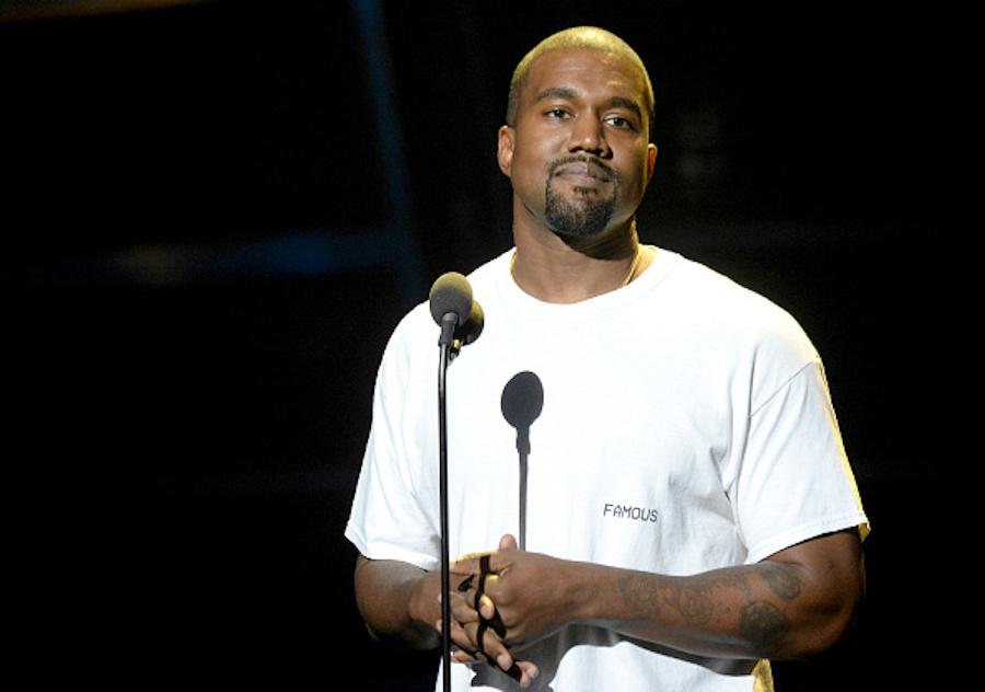 Kanye West at 2016 VMAs