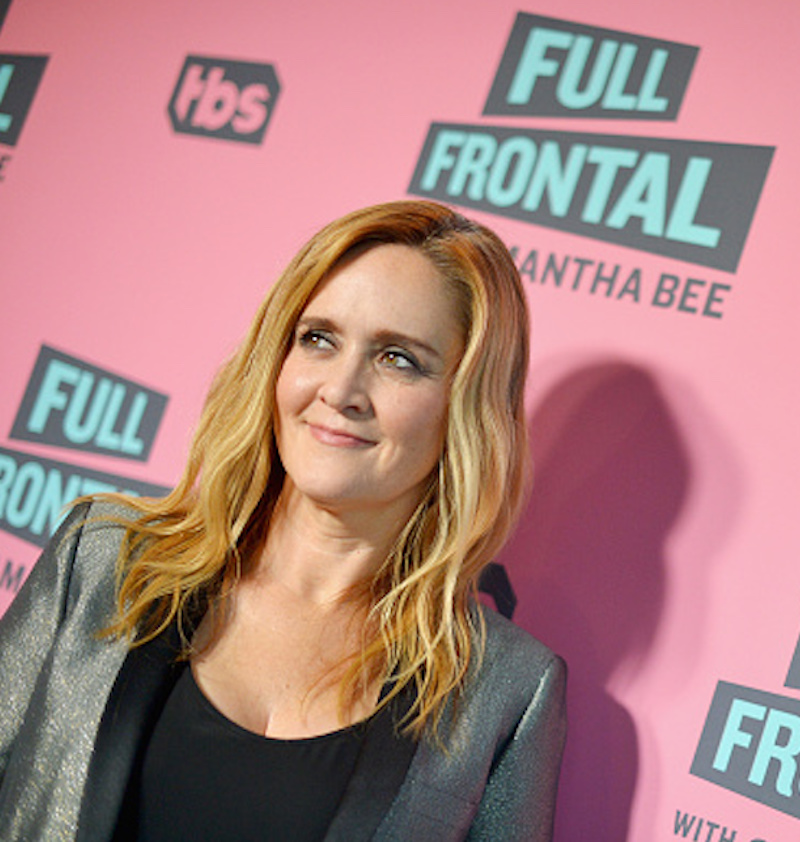 Samantha Bee at Full Frontal FYC