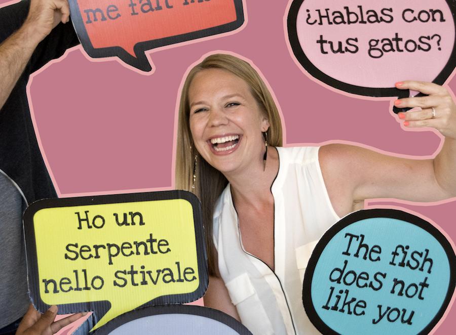 Laura Nestler at Duolingo
