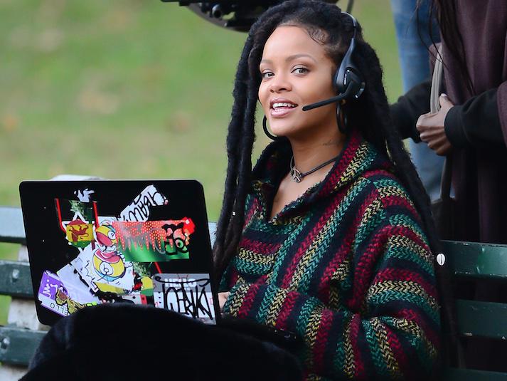 Rihanna Ocean's 8 Hair