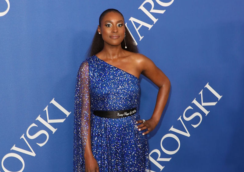 Issa Rae at 2018 CFDAs