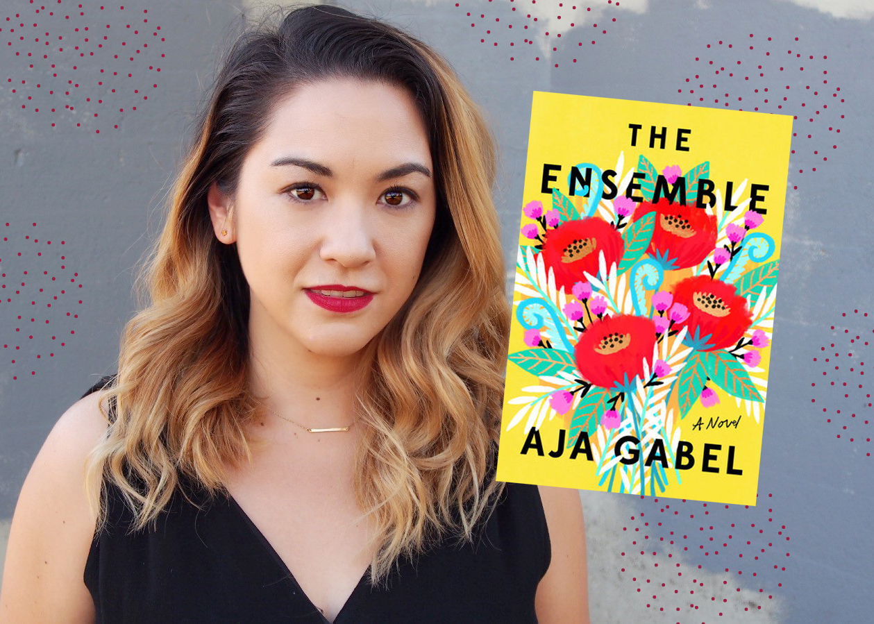 Picture of The Ensemble Aja Gabel Interview