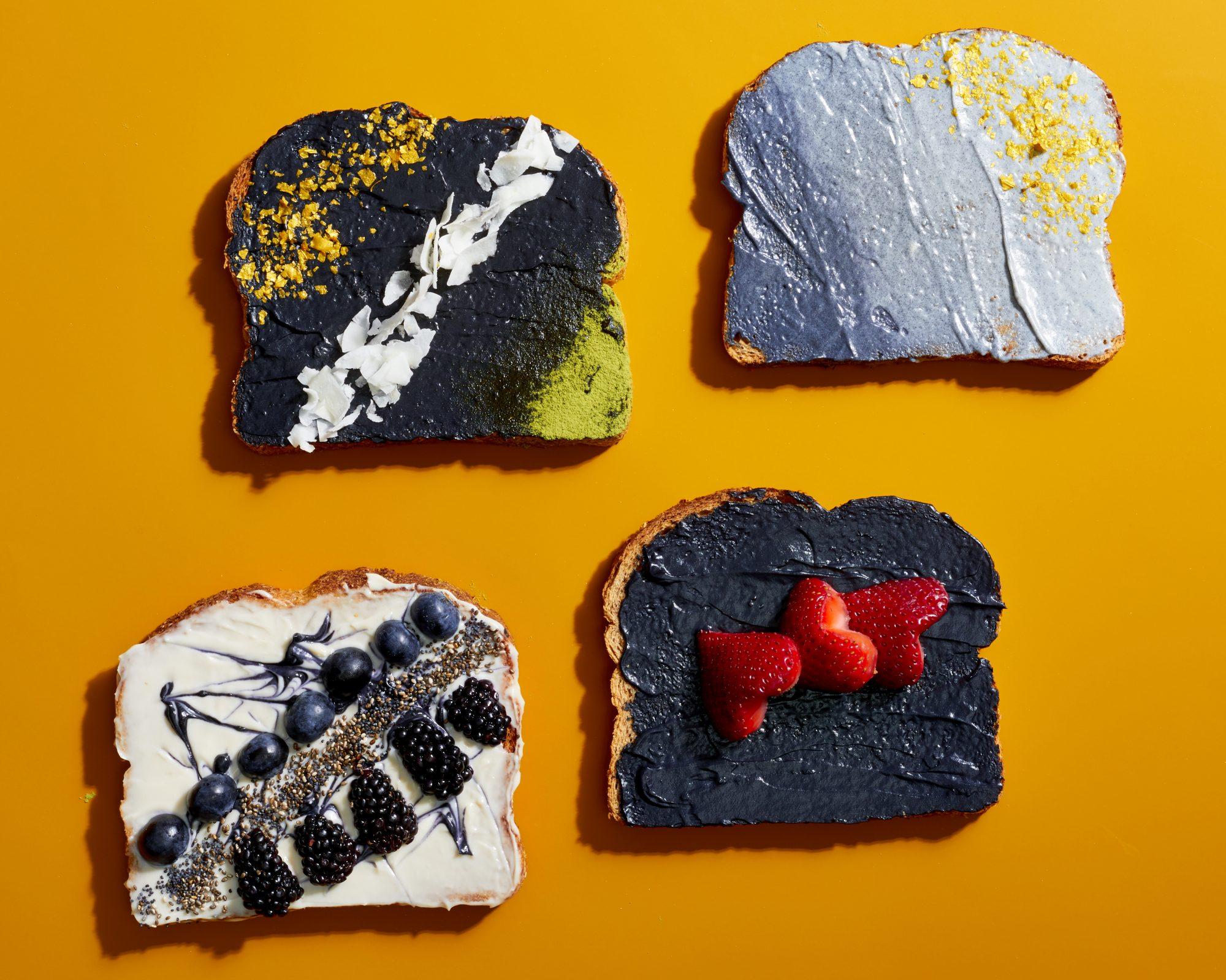 Goth Toast