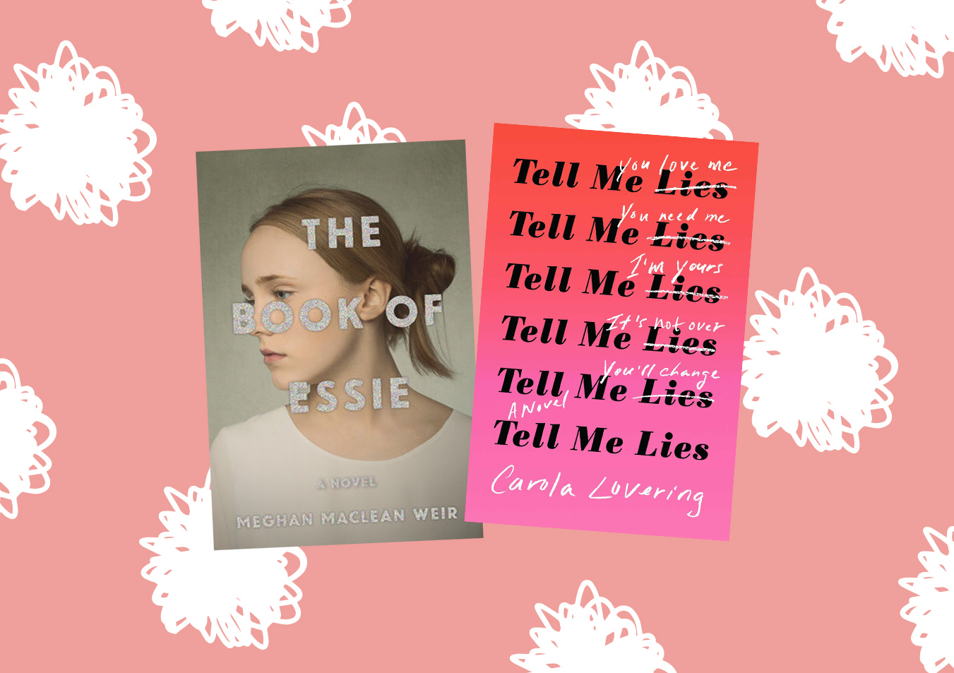 Picture of Books Coming Out This Week The Book of Essie Tell Me Lies Books