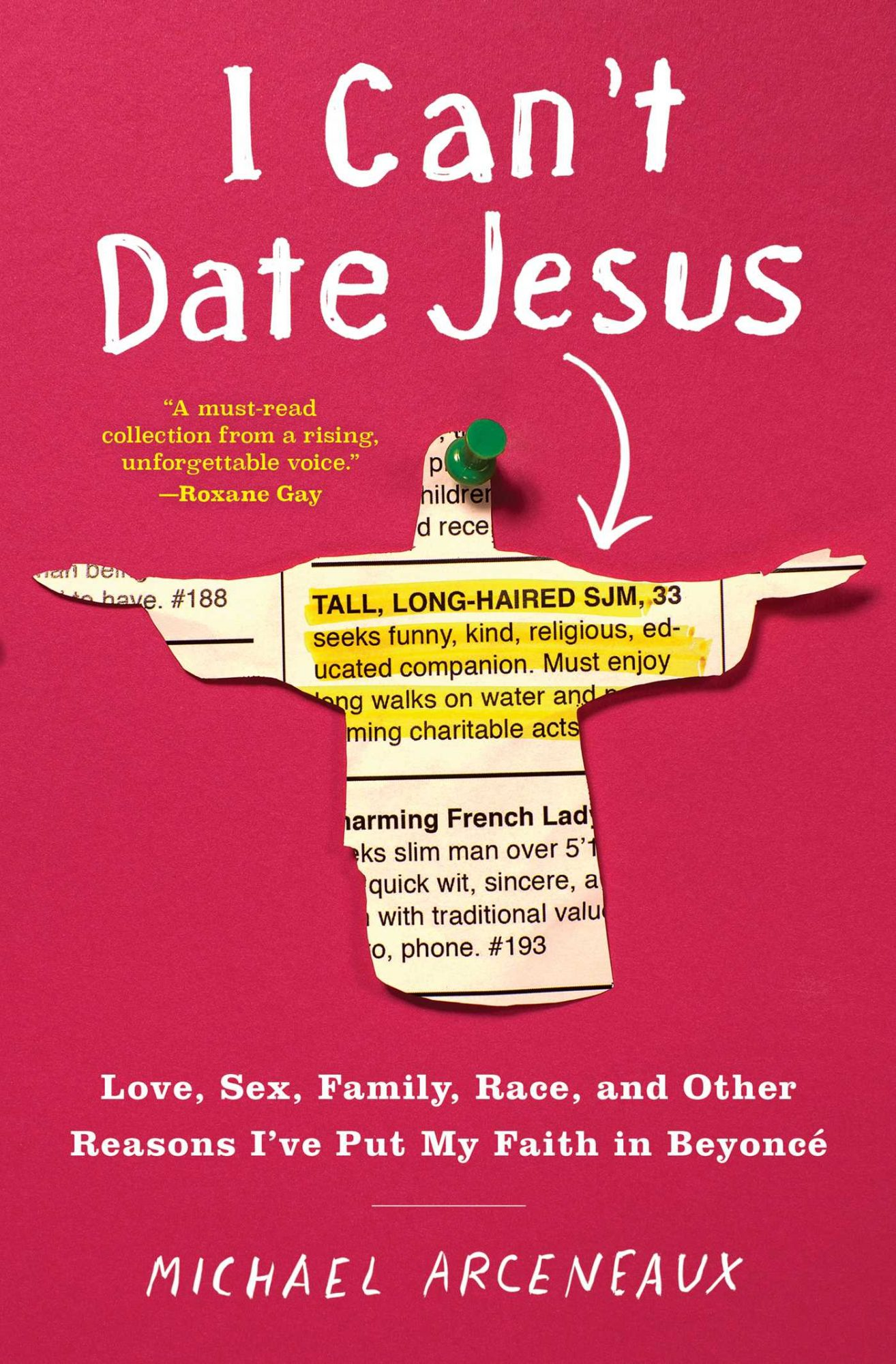 Picture of I Can't Date Jesus Book