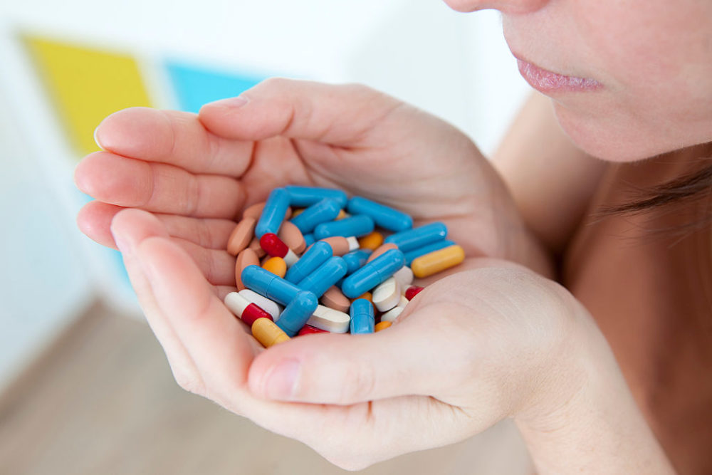 Medications could cause depression, study finds.