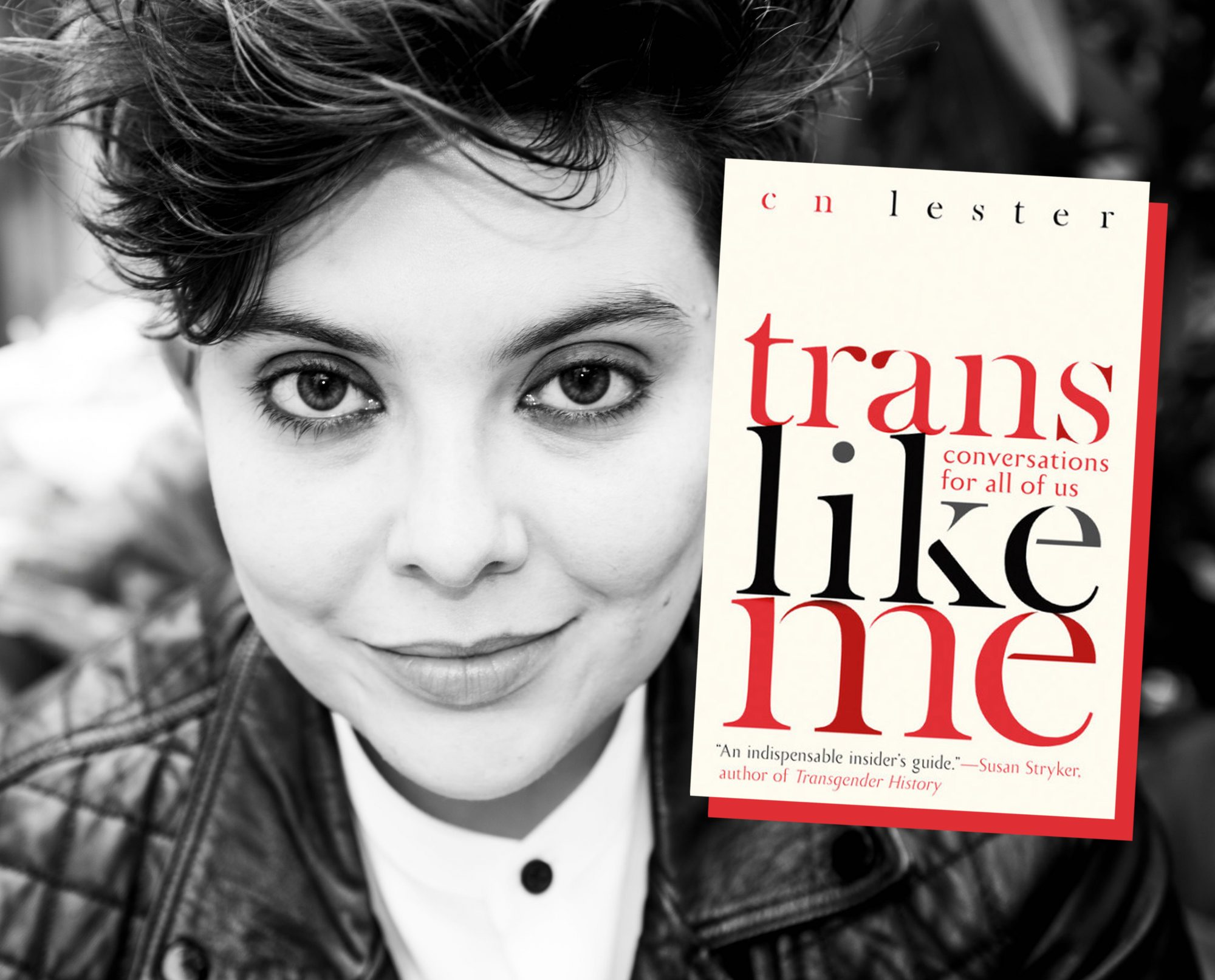 Picture of CN Lester Trans Like Me Excerpt