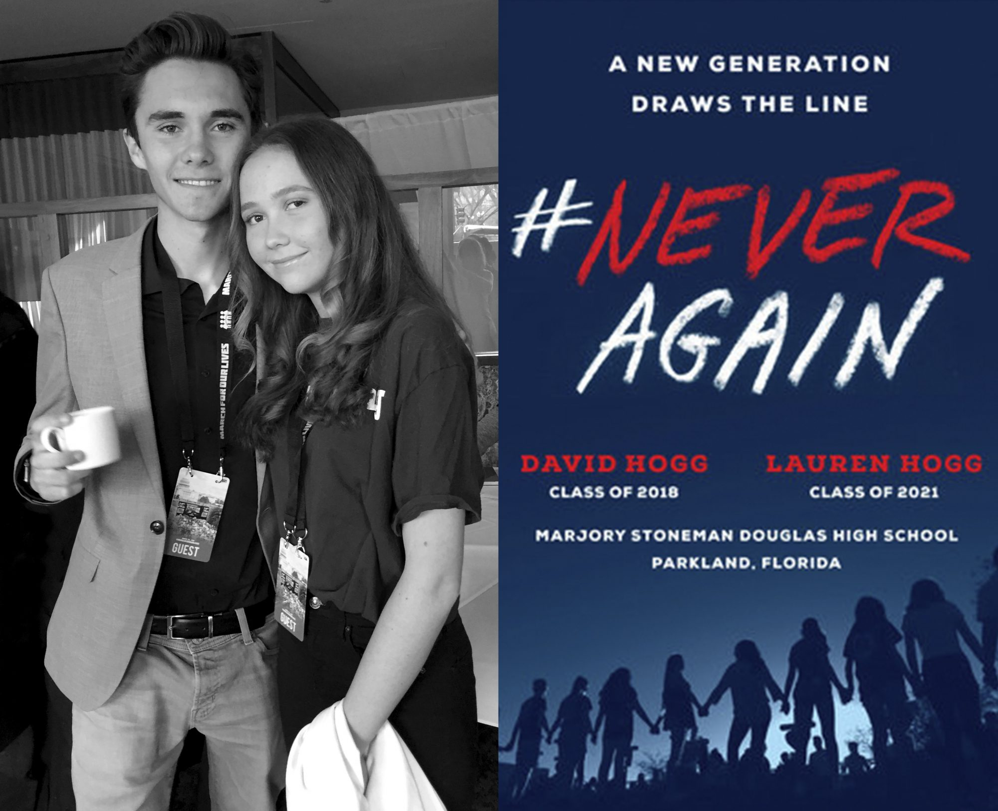 picture-of-david-hogg-lauren-hogg-never-again-book-photo