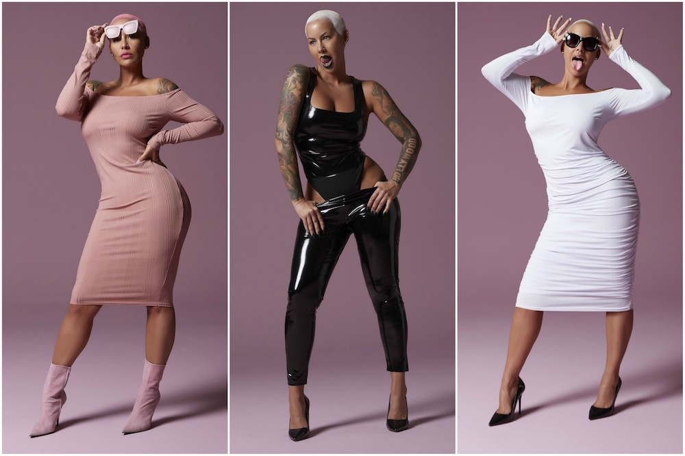 Amber Rose x Simply Be Fashion Collection