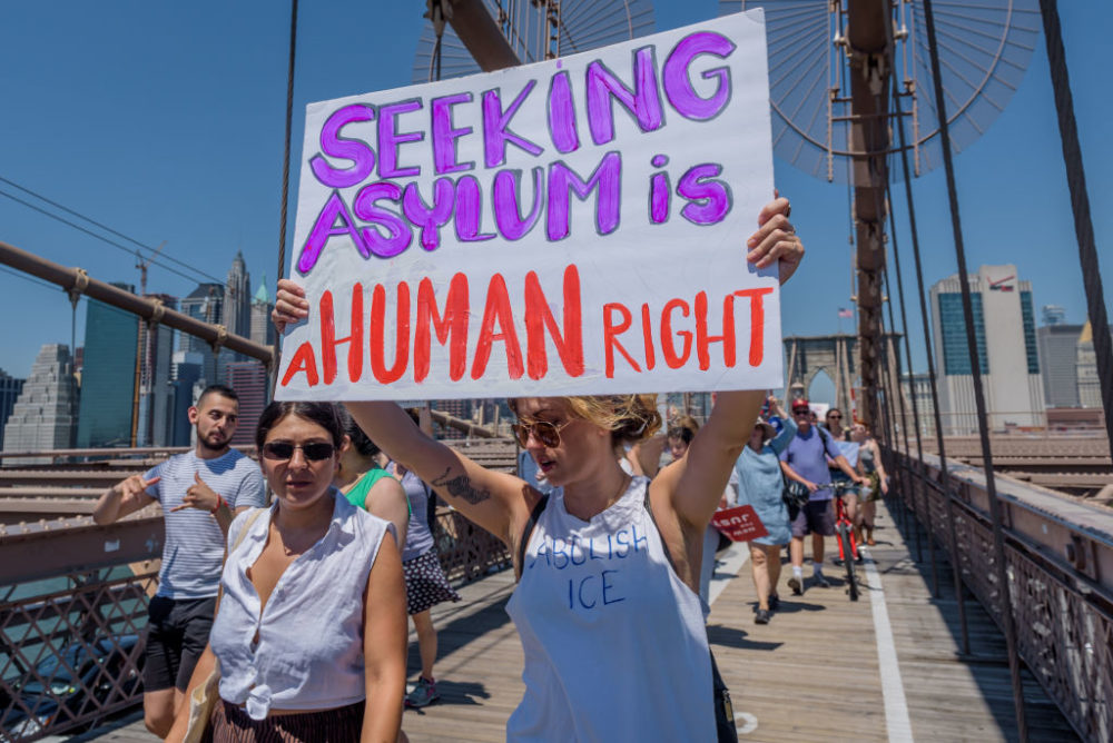 District Judge James Boasberg ruled that the Trump administration has been unlawfully detaining asylum-seekers.