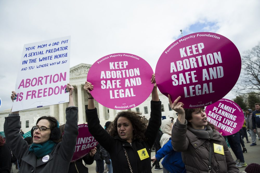 Poll shows most Americans support Roe v. Wade.