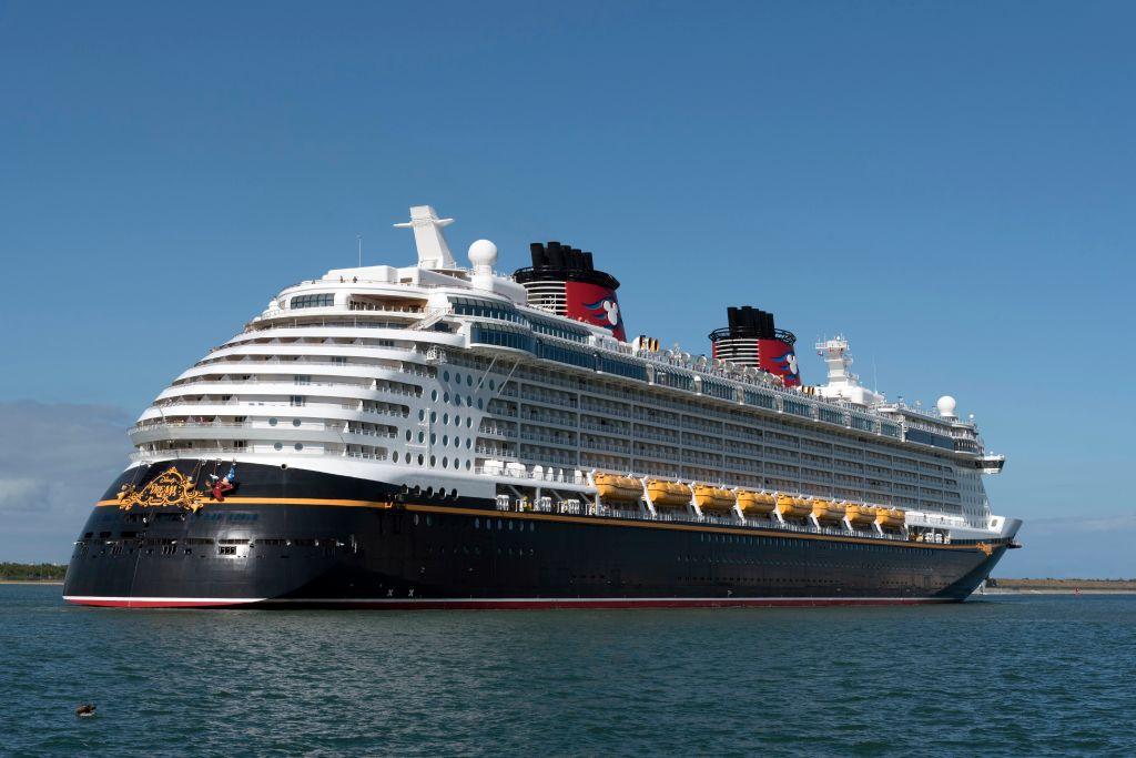Picture of Disney Cruise Astoria Oregon