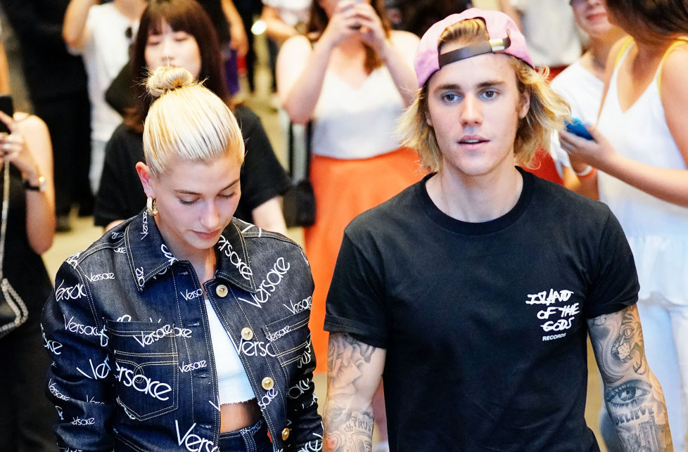 Picture of Justin Bieber Hailey Baldwin