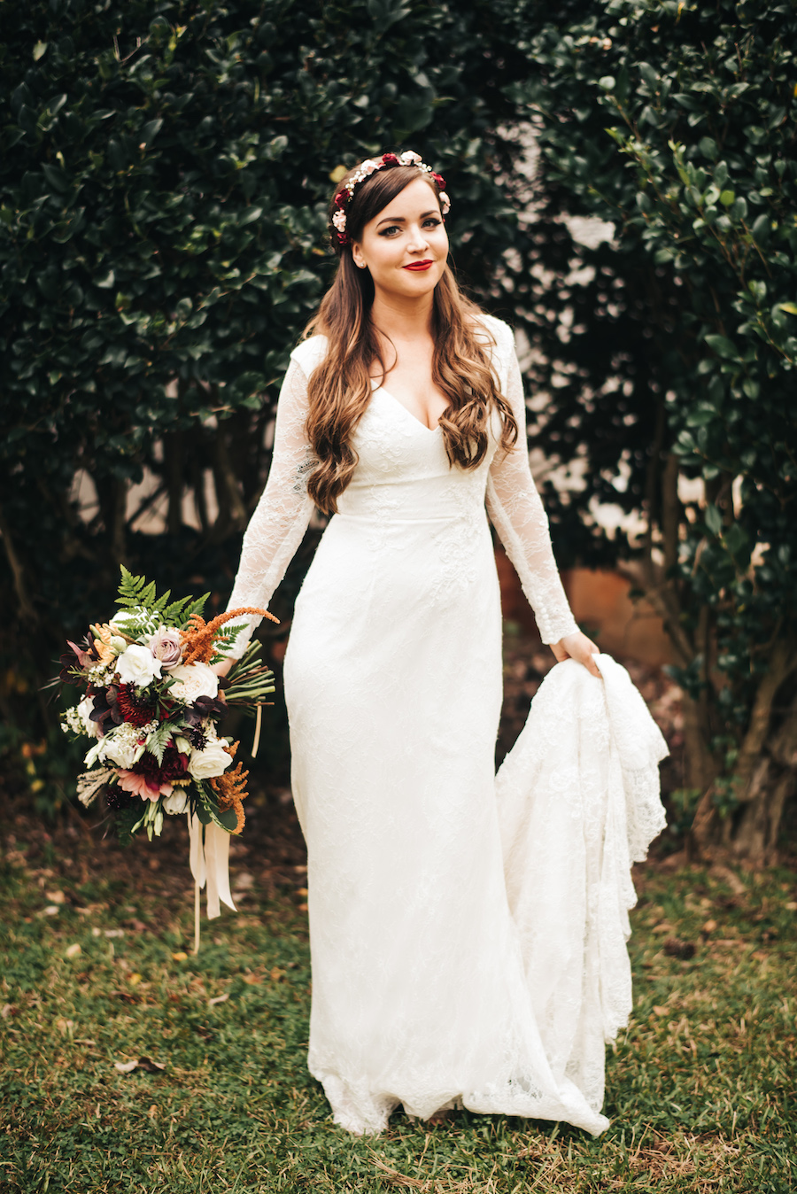 Why I Bought My Wedding Dress Online Instead Of Following Tradition Hellogiggles