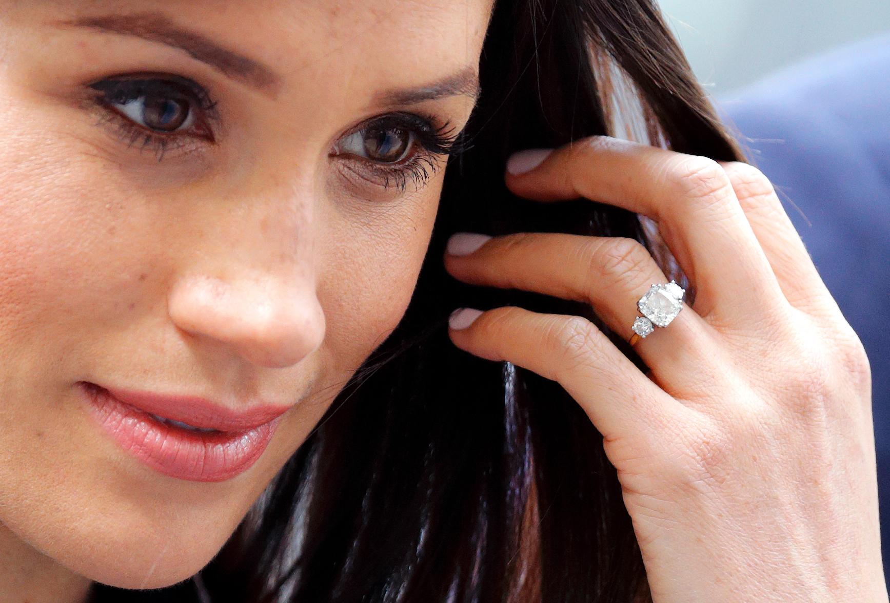 Meghan Markle's ring
