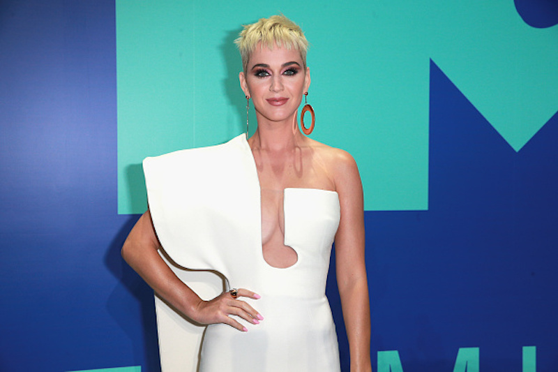 Katy Perry at 2017 MTV VMAs
