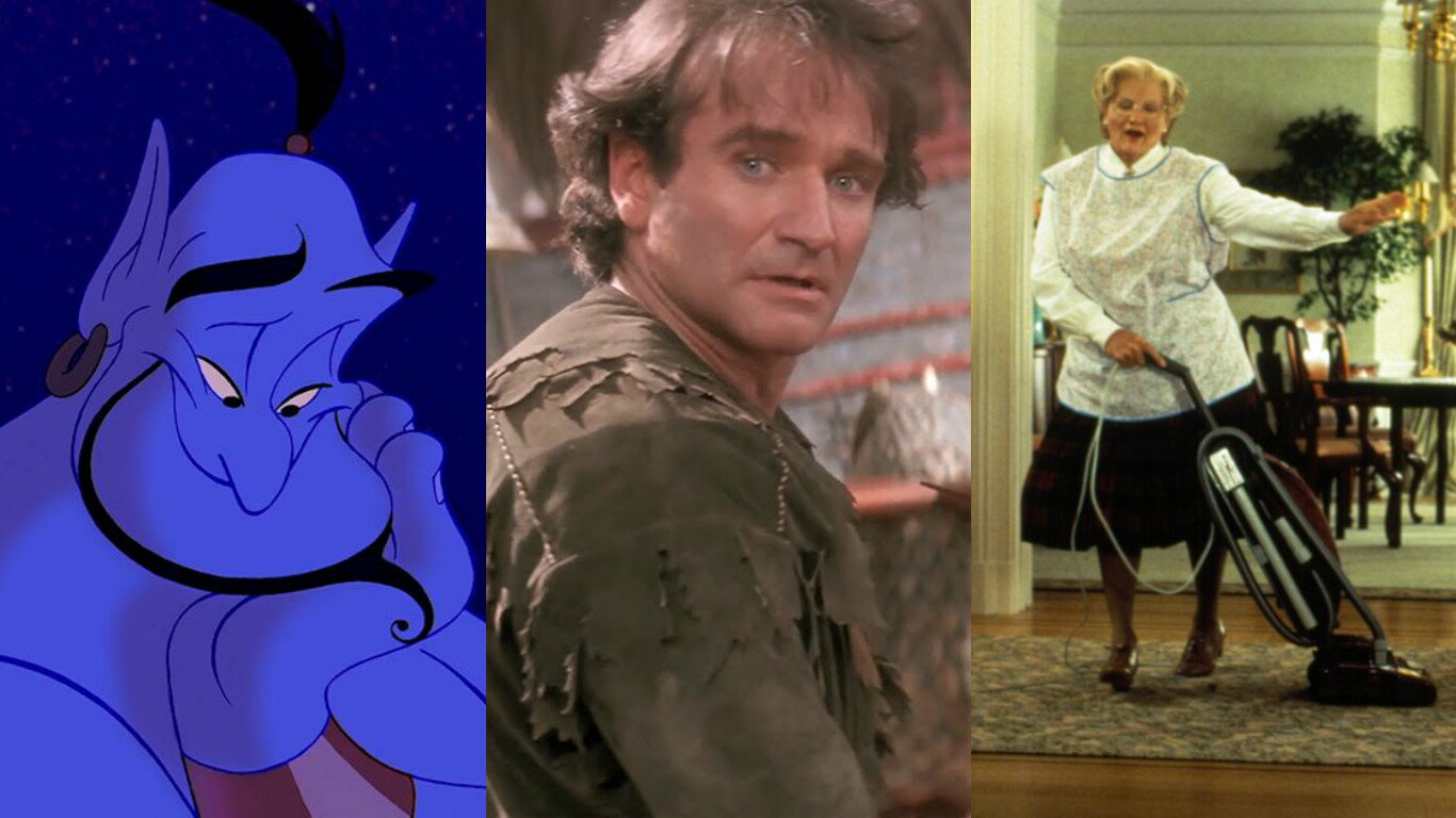 10 Robin Williams Movies That Made An Impact On Our Childhoods |  HelloGiggles