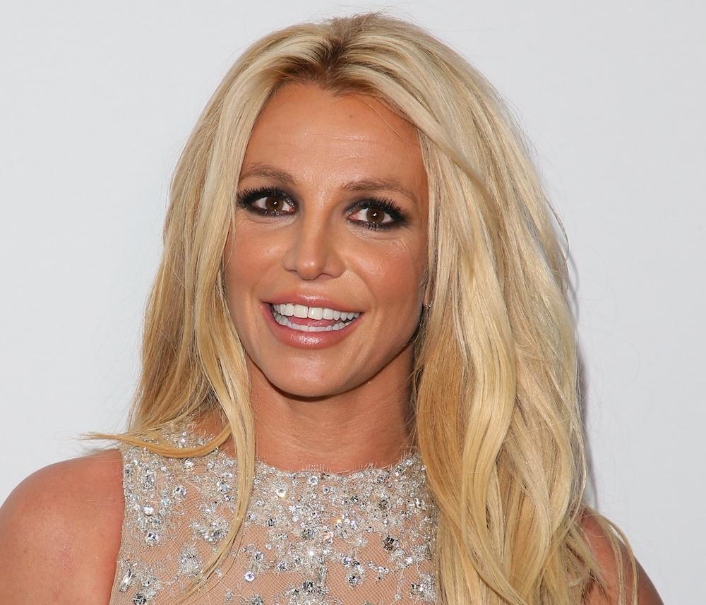 Britney Spears Teases Prerogative Perfume Line