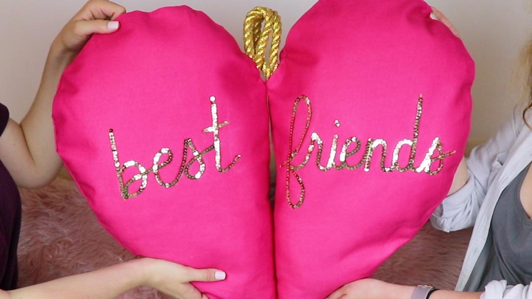 Best Friend Pillows