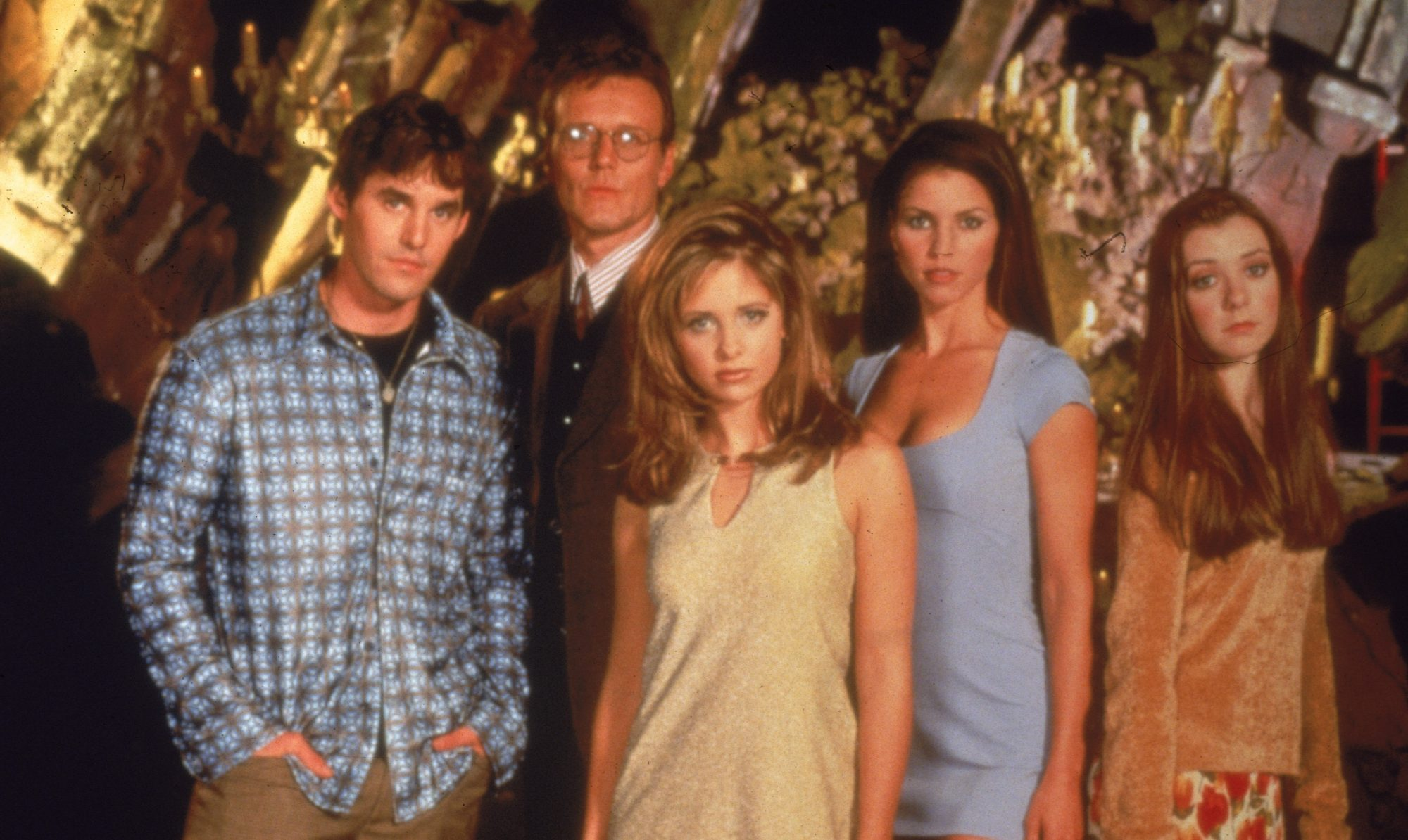Picture of Buffy Reboot