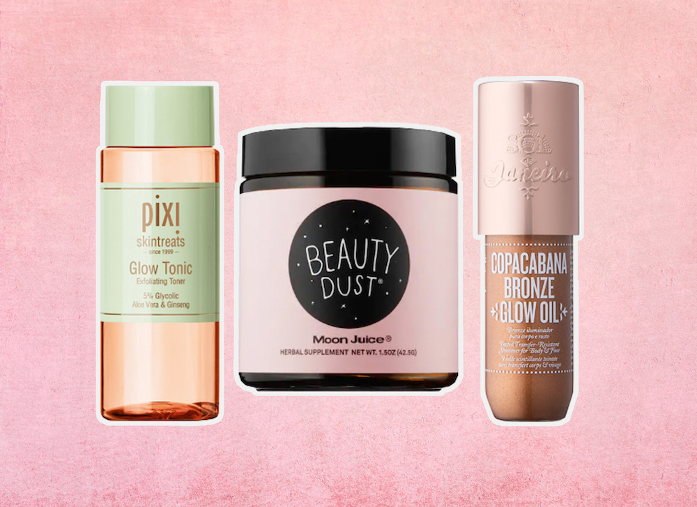 Beauty Products To Help You Glow Inside and Out