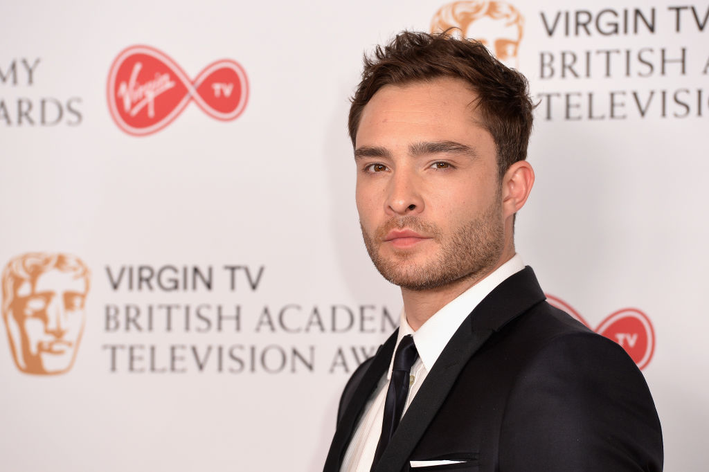 Picture of Ed Westwick Allegations Dropped