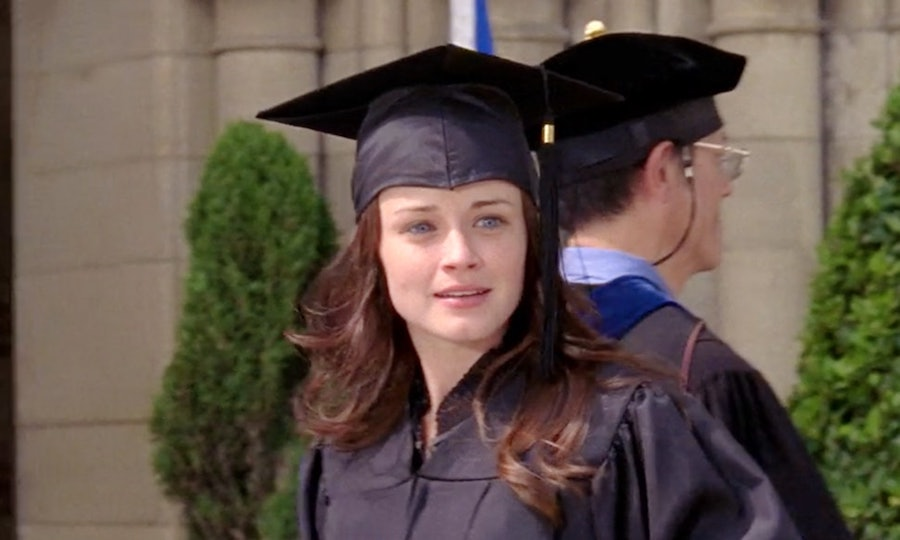 """Rory graduates from Yale on """"Gilmore Girls"""""""