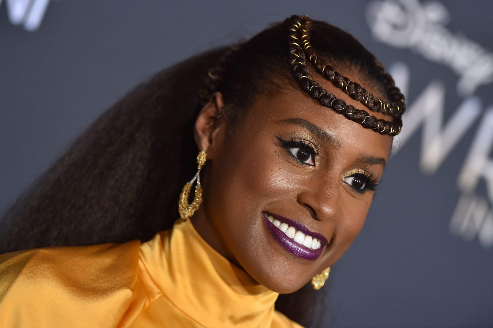 Photo of Issa Rae in Drake's Nice For What Video