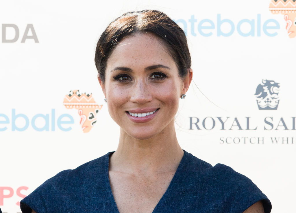 Picture of Meghan Markle Watch Daughter
