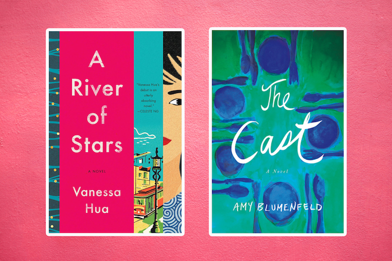 Picture of Books Coming Out This Week A River of Stars The Cast Books