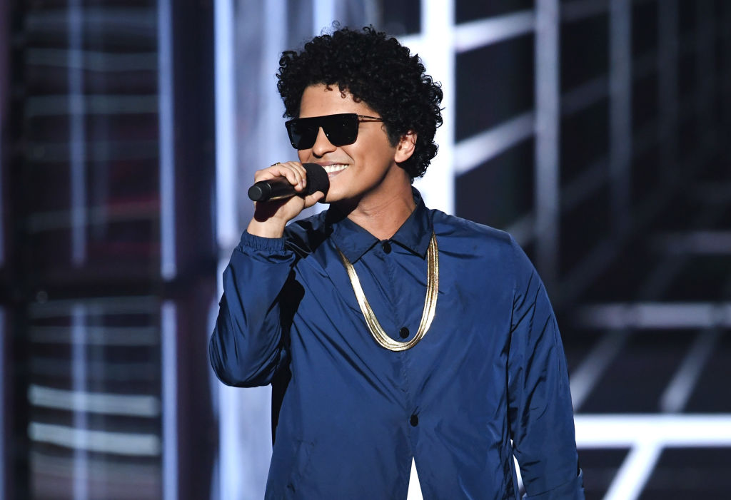 Picture of Bruno Mars Tour