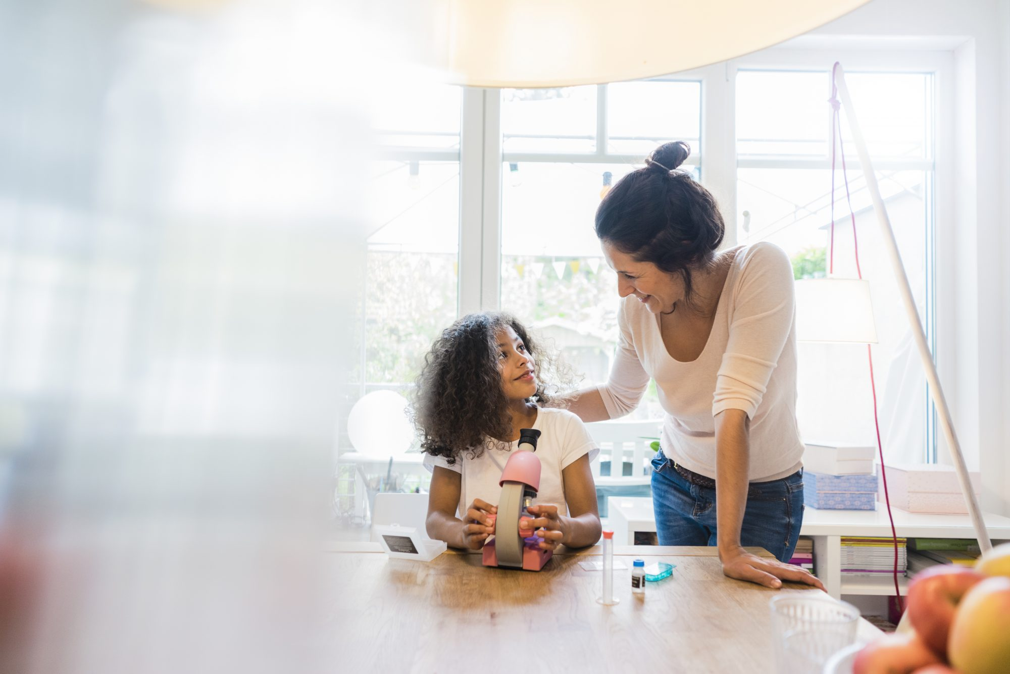 homeschool families