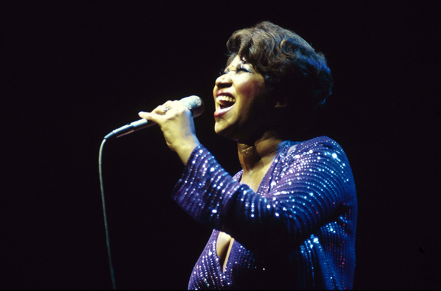 Picture of Aretha Franklin