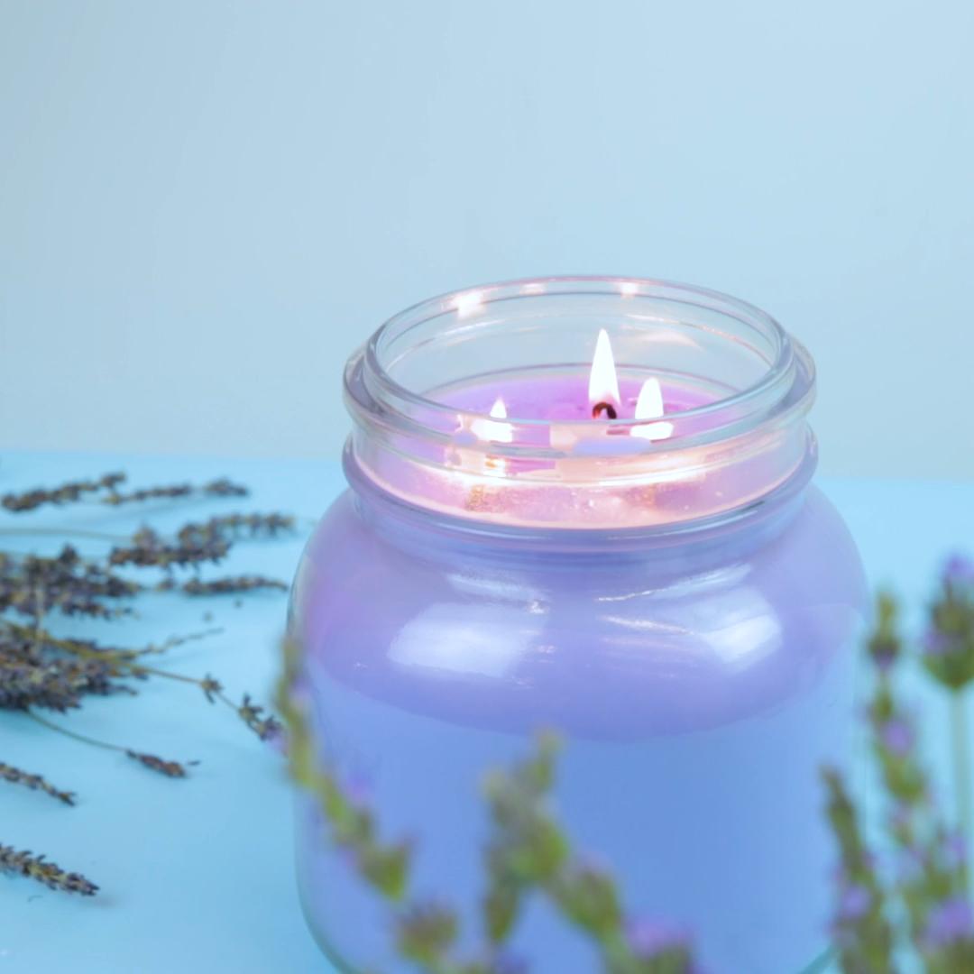 Anti-Stress Candle