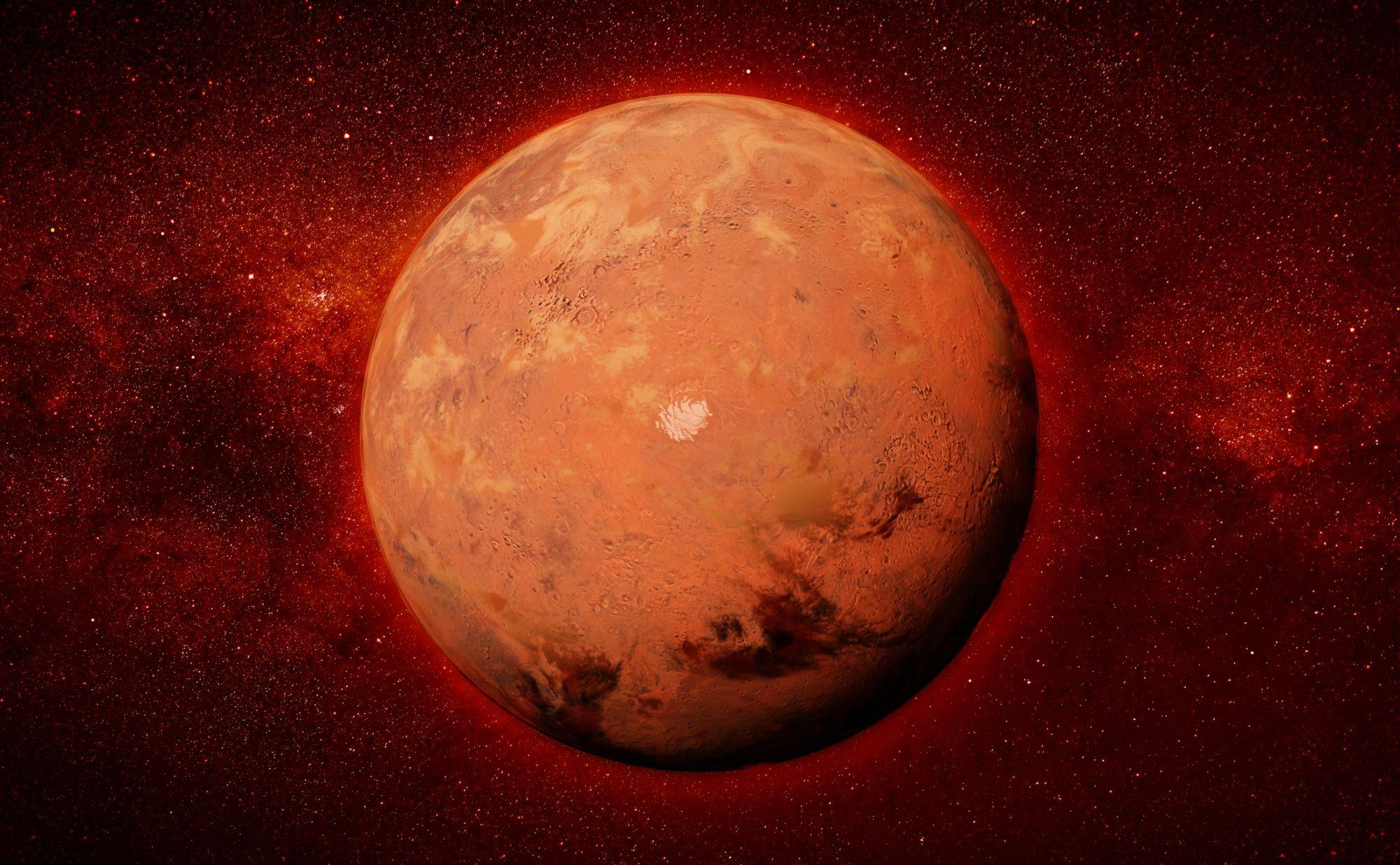 mars retrograde ends