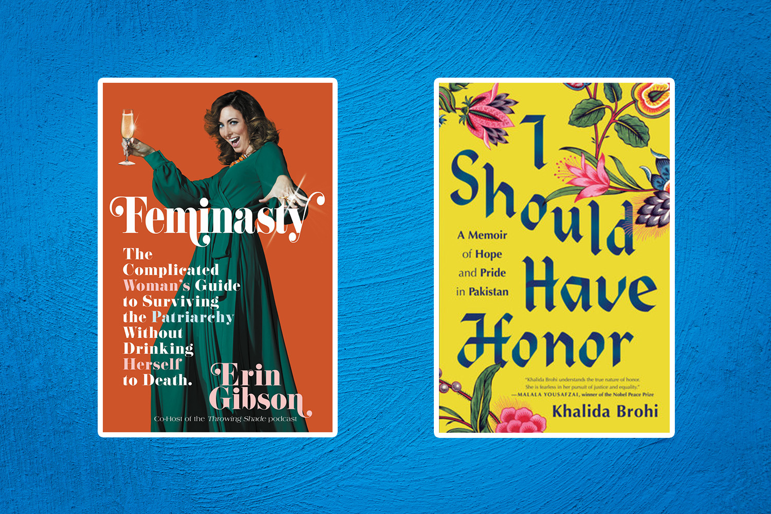 Picture of Books Coming Out This Week Feminasty I Should Have Honor Books