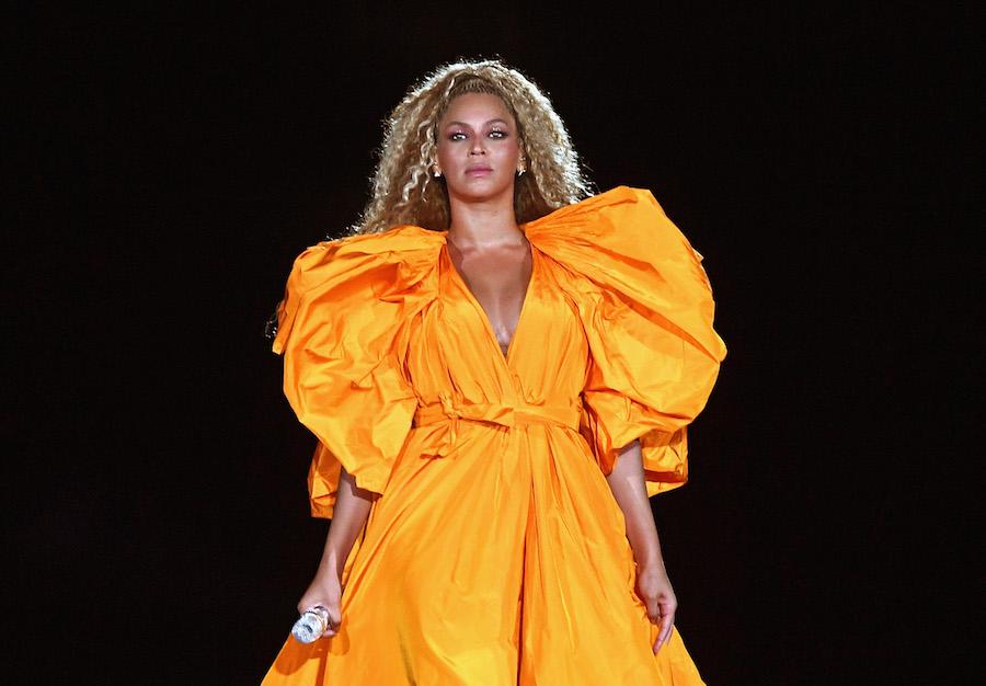 """Beyonce performing in """"OTRII"""""""