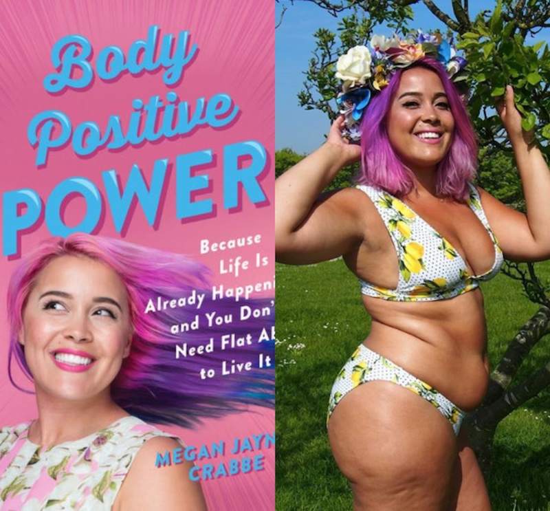 New book by Megan Jayne Crabbe (bodyposipanda)