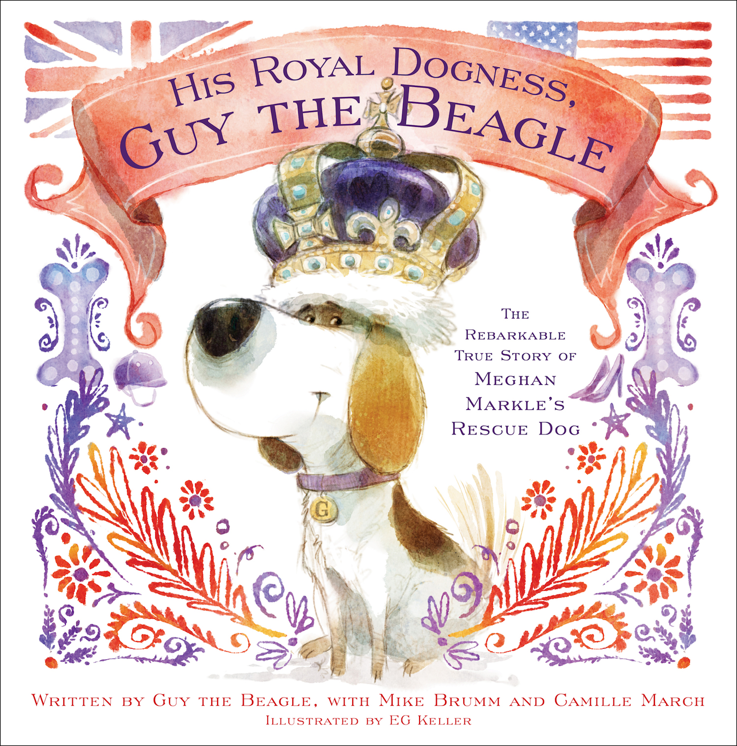 picture-of-his-royal-dogness-guy-markle-book-photo