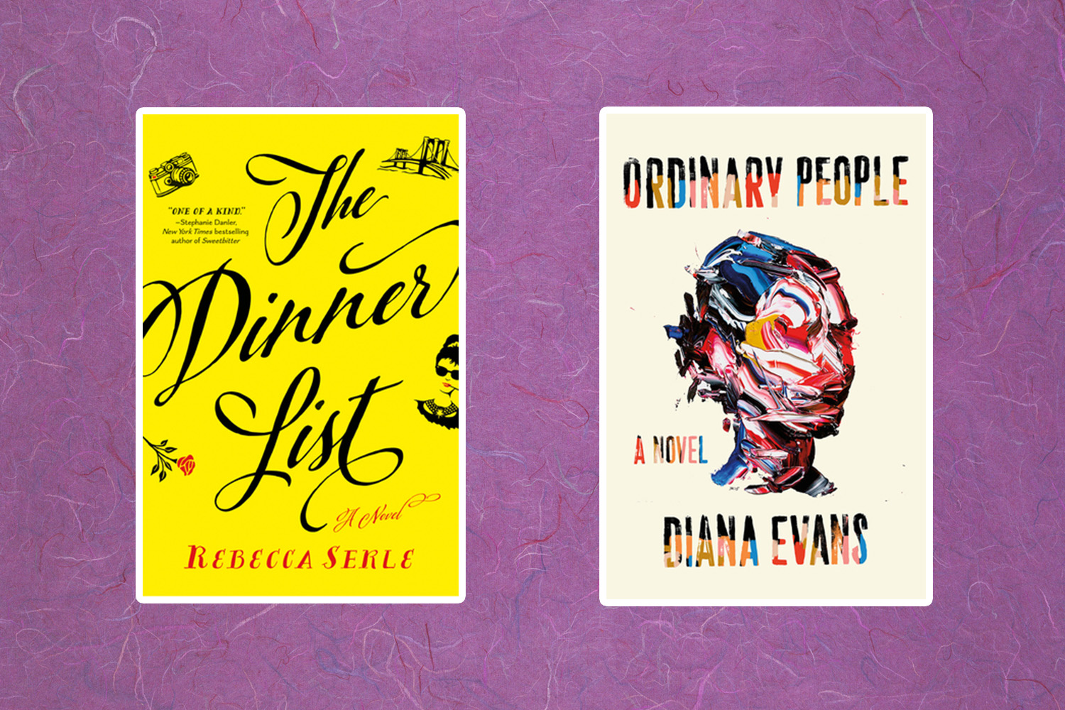 Picture of Books Coming Out This Week The Dinner List Ordinary People Books