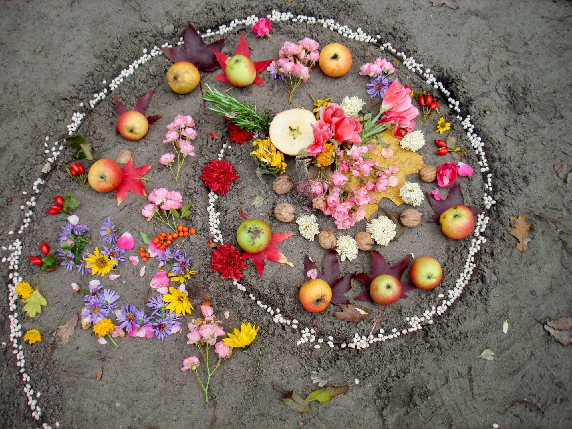 full corn moon rituals