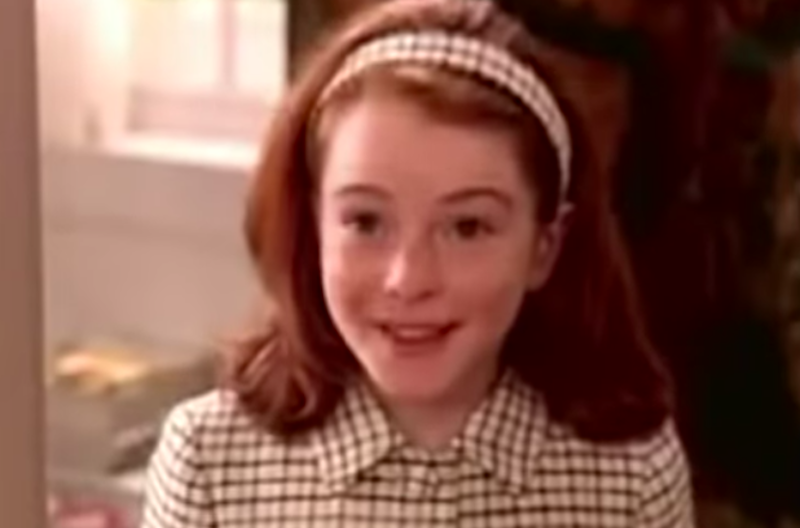 "Lindsay Lohan in ""The Parent Trap"""