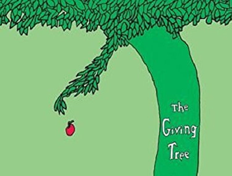 The Giving Tree by Shel Silverstein