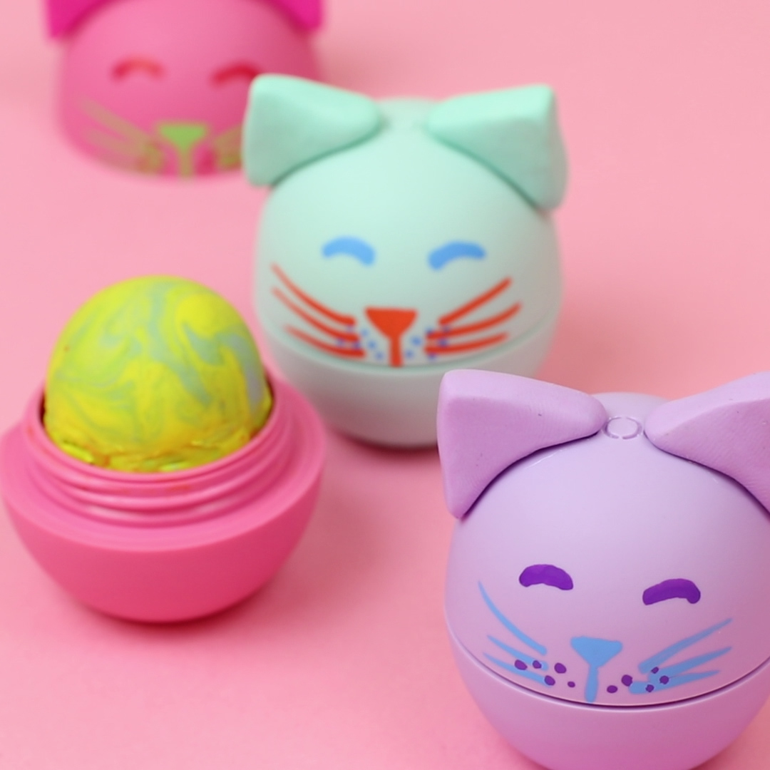 diy cat eraser
