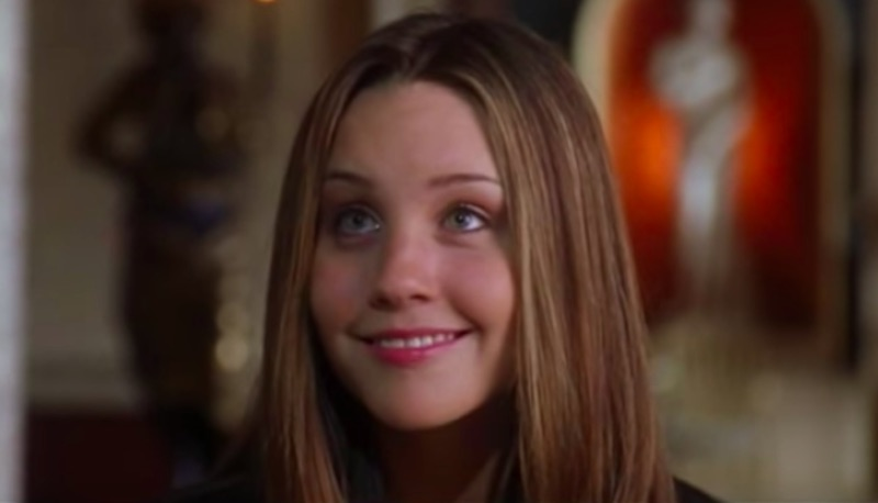 "Amanda Bynes in ""What A Girl Wants"""