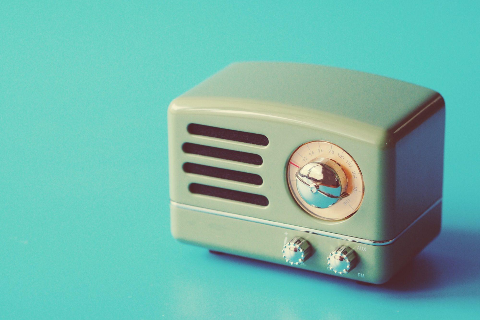Picture of Slow Radio