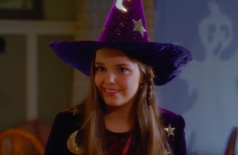 "Kimberly J. Brown in ""Halloweentown"""