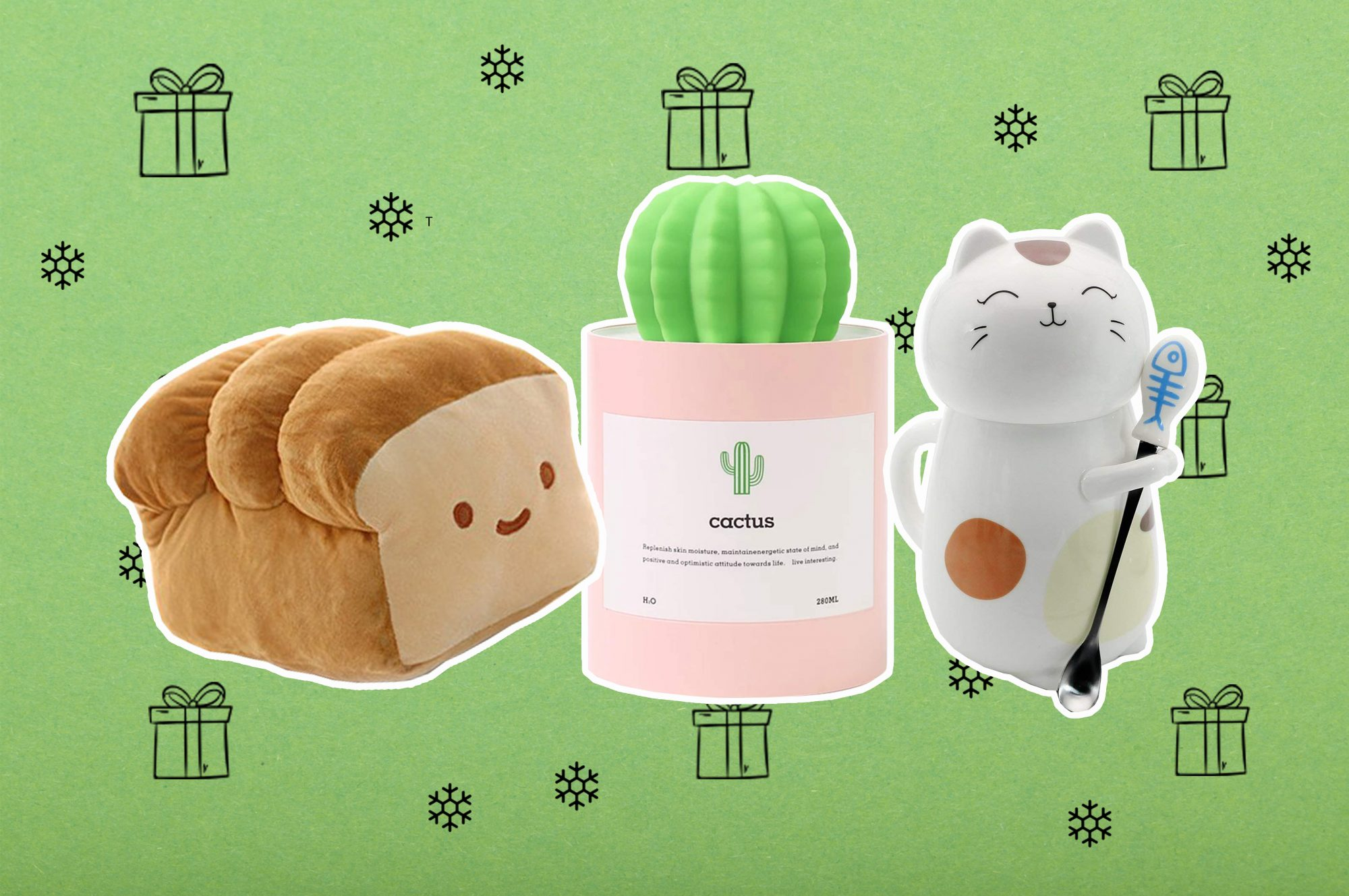 cute holiday gifts